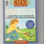 IL PRONTO SOCCORSO NATURALE. 2004