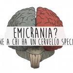 """Emicrania: tutta colpa di un cervello """"speciale"""""""