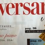 Intervista per VIversani e Belli: OSA, OSA, OSA!